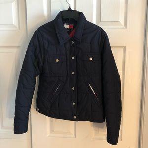 Vintage Tommy Hilfiger Down Puffer Jacket
